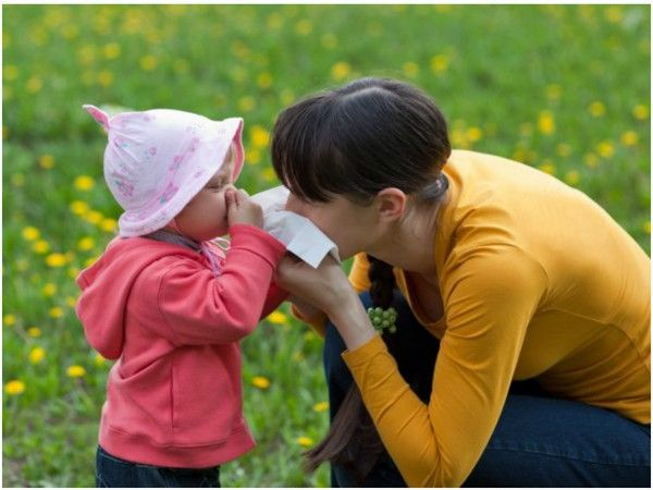 Безпека і ефективність народних засобів від алергії для дітей