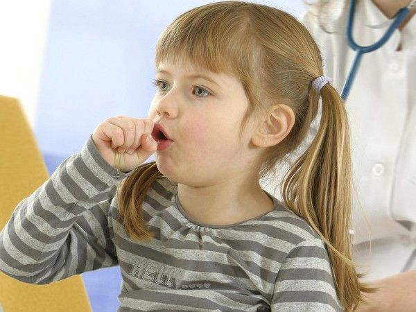 Що робити батькам, якщо дитина кашляє
