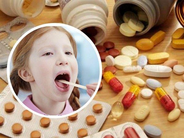 Що слід знати батькам про лікування у дітей фолікулярної ангіни