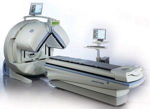 Діагностичний апарат для проведення сцінтіографіі
