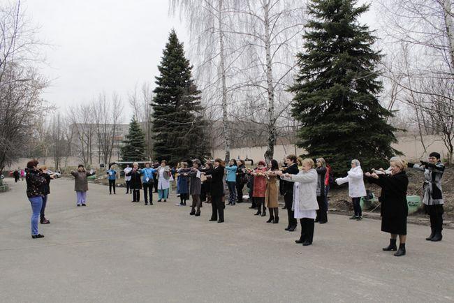 Як пройшов всесвітній день здоров`я в лохвицький црл