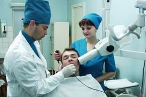 Комп`ютеризація стоматології