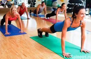 Лікувальна гімнастика при грижі поперекового відділу хребта: правила