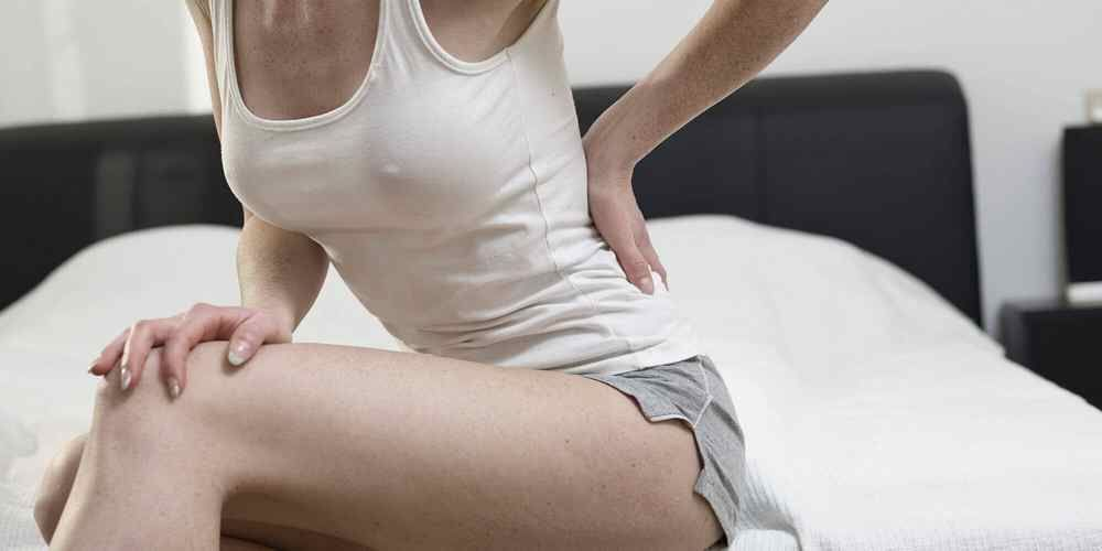 Біль в задньому проході при місячних - основні причини дискомфорту