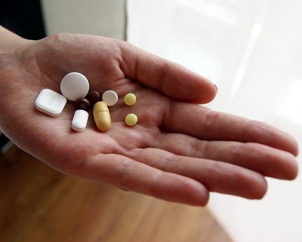 гормональні таблетки