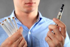 Стоматологи не рекомендують захоплюватися електронними сигаретами
