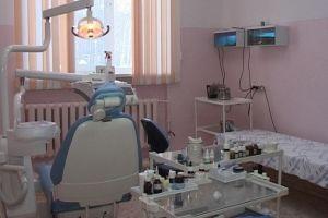 У міській стоматології міста назарово зроблений ремонт
