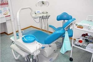 В підмосковному селі відремонтовано та оснащено новим обладнанням стоматологічний кабінет