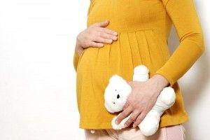 Вітрянка під час вагітності