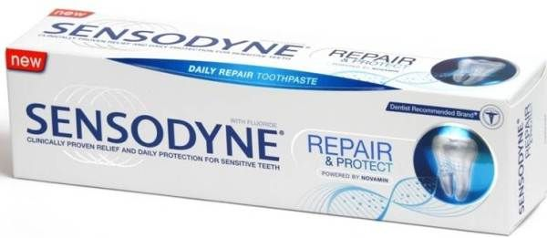 зубна паста Sensodyne Repair Protect